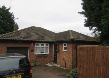 Thumbnail 3 bedroom detached bungalow for sale in Fieldgate Road, Leagrave, Luton