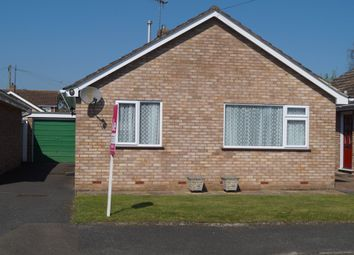 Thumbnail 2 bed detached bungalow for sale in Vancouver Close, Worcester