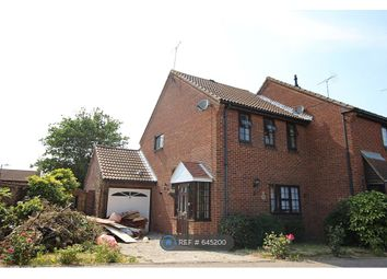 Thumbnail 3 bed flat to rent in The Drakes, Shoeburyness, Southend-On-Sea