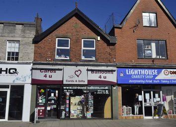 Thumbnail Retail premises for sale in High Street, Alfreton, Derbyshire
