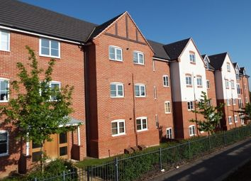 Thumbnail 2 bed flat to rent in Hidcote House, Penruddock Drive, Tile Hill