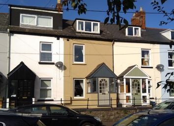 Thumbnail 2 bed terraced house for sale in Ross Road, Abergavenny