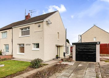 Thumbnail 3 bed semi-detached house for sale in Rosevale Road, Dumfries