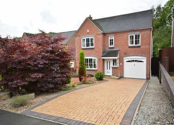 Thumbnail 4 bed detached house for sale in Moorlands Road, Ridgeway, Ambergate, Belper