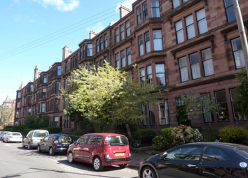 Thumbnail 3 bed flat to rent in Falkland Street, Glasgow