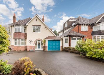 4 bed detached house for sale in Kelmscott Road, Harborne, Birmingham B17