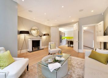 Thumbnail 6 bed terraced house for sale in Cleveland Street, Fitzrovia, London