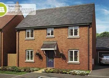 Thumbnail 4 bedroom detached house for sale in Swinderby Road, Collingham, Newark