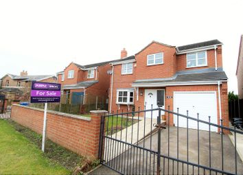 Thumbnail 4 bed detached house for sale in Spen Lane, Holme On Spalding Moor