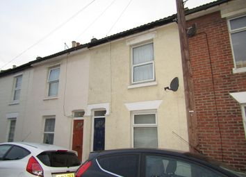 Thumbnail 3 bed terraced house to rent in Norland Road, Southsea