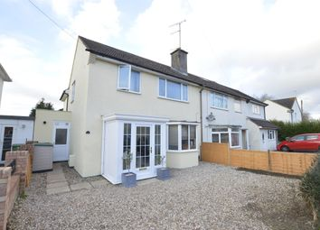 Thumbnail 4 bed semi-detached house for sale in Surrey Avenue, Cheltenham, Gloucestershire