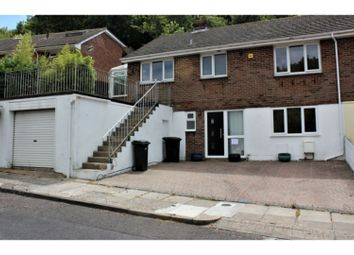 Thumbnail 3 bed semi-detached house for sale in Westfield Rise, Saltdean