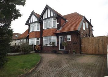 Thumbnail 3 bed semi-detached house for sale in Marple Road, Offerton, Stockport, Cheshire