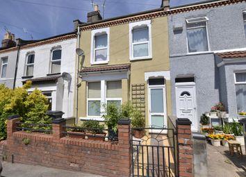 Thumbnail 2 bed terraced house for sale in Heath Street, Eastville, Bristol