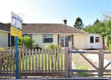 2 bed semi-detached bungalow for sale in St. Francis Road, Harvel, Meopham, Kent DA13