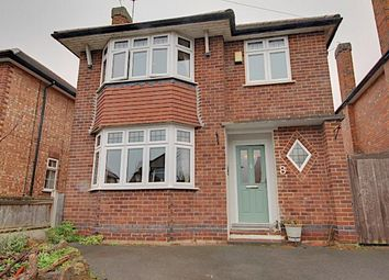 Thumbnail 3 bed detached house for sale in Burnbreck Gardens, Wollaton, Nottingham