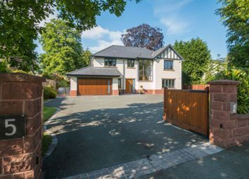 Thumbnail 5 bed detached house for sale in White House Drive, Hale, Altrincham