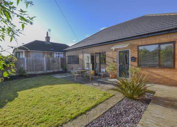 Thumbnail 2 bed detached bungalow for sale in Leahurst Road, West Bridgford, Nottingham