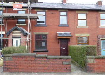 Thumbnail 3 bedroom terraced house to rent in Longsight Road, Holcombe Brook, Bury