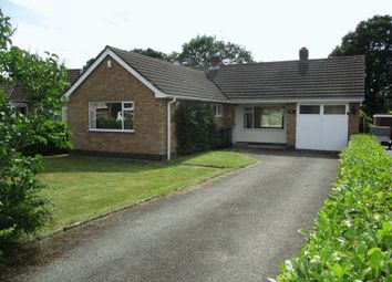 Thumbnail 2 bed detached bungalow for sale in Spinney Road, Burbage, Hinckley