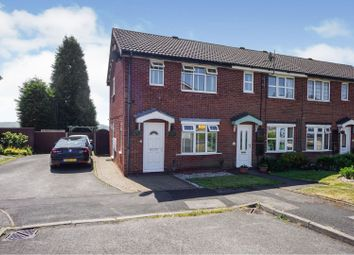 2 bed end terrace house for sale in Windmill Street, Gornal DY3