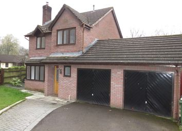 Thumbnail 4 bed detached house for sale in River Glade, Gwaelod-Y-Garth, Cardiff