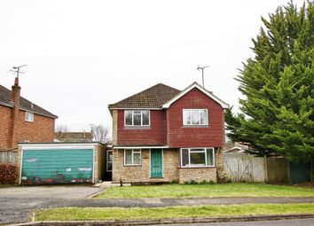 Thumbnail 4 bed detached house for sale in Franklin Avenue, Hartley Wintney