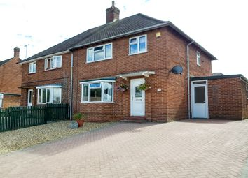 Thumbnail 3 bed semi-detached house for sale in Western Avenue, Buckingham