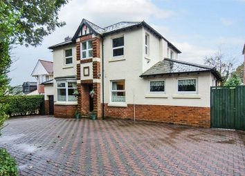 Thumbnail 4 bed detached house for sale in The Old Sugery, Wimblebury Road, Heath Hayes, Cannock