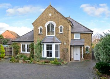 Thumbnail 4 bed detached house for sale in Palace Road, East Molesey