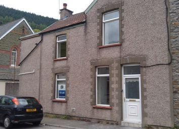 Thumbnail 3 bed end terrace house to rent in Trehafod Road, Trehafod