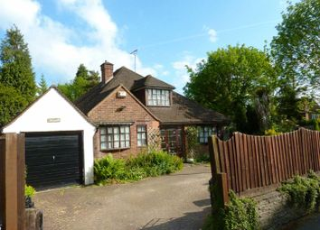 Thumbnail 5 bed detached bungalow to rent in Stratford Road, Watford