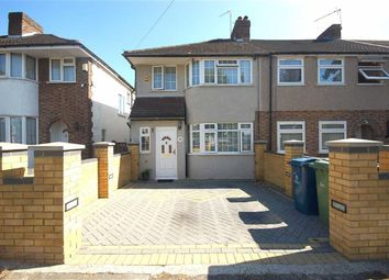 Thumbnail 3 bed end terrace house for sale in Somervell Road, Harrow