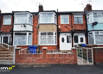 Thumbnail 3 bed terraced house to rent in Keswick Gardens, Hull