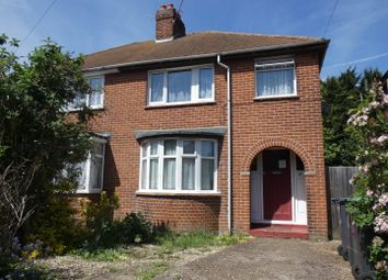 Thumbnail 3 bed semi-detached house to rent in Old Park Avenue, Canterbury