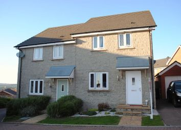 Thumbnail 3 bed semi-detached house for sale in Sneyd Wood Road, Cinderford