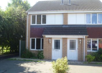 Thumbnail 2 bed semi-detached house to rent in Collett, Tamworth, Staffordshire