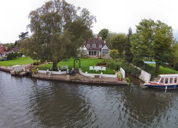 Thumbnail 4 bed detached house to rent in Rivers Edge, 101 Chertsey Lane, Thorpe