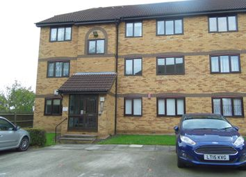 Thumbnail 2 bed flat to rent in Ainsley Close, Winchmore Hill Borders
