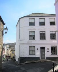 Thumbnail 2 bed flat for sale in Esplanade, Fowey