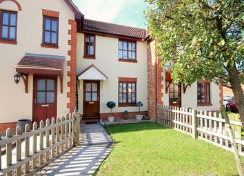 Thumbnail 2 bed terraced house for sale in Martens Meadow, Braintree