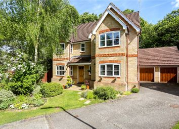 Thumbnail 5 bedroom detached house for sale in Charters Way, Sunningdale, Berkshire