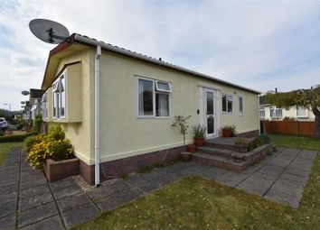 Thumbnail 2 bed property for sale in Severn Bridge Park Homes, Beachley, Chepstow
