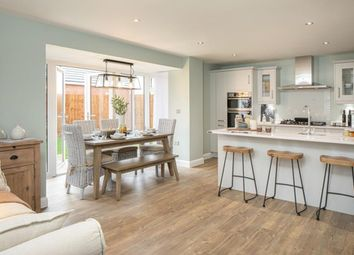 """Thumbnail 4 bed detached house for sale in """"Cornell"""" at Leigh Road, Wimborne"""