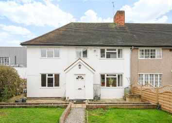 Thumbnail 5 bedroom end terrace house for sale in Fire Brigade Cottages, Pinner Road, Pinner, Middlesex