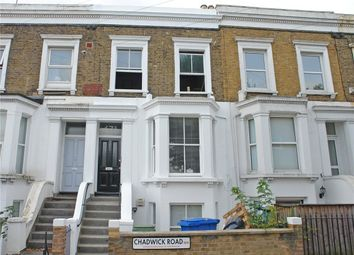 Thumbnail 2 bed flat for sale in Chadwick Road, Peckham Rye, London