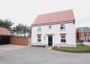 Thumbnail 3 bed detached house for sale in Dovestone Close, Washington