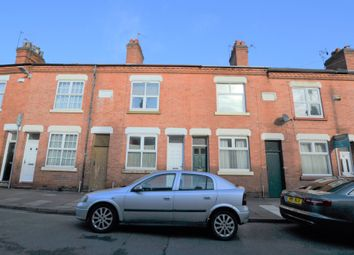 Thumbnail 2 bed terraced house for sale in Battenberg Road, Leicester