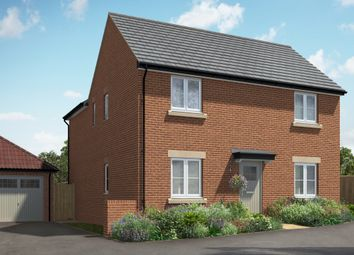 "Thumbnail 4 bedroom detached house for sale in ""The Deeping"" at Hill Top Close, Market Harborough"