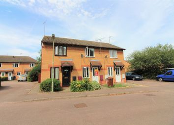 Thumbnail 1 bed terraced house to rent in Longworth Close, Banbur, Oxon
